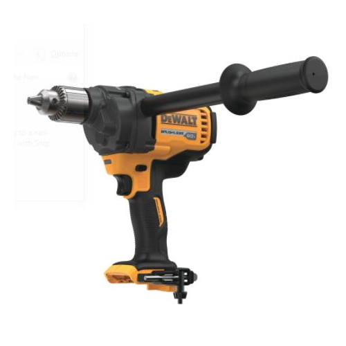 DeWALT, 60V MIXER/DRILL WITH E-CLUTCH