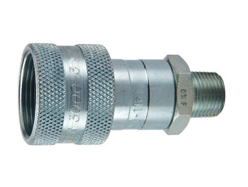 3000 Series Coupler - Male Pipe