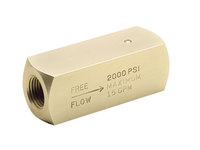 Colorflow Check Valve - NPT