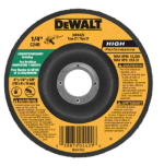 "DeWALT, 4-1/2"" X 1/4"" X 5/8"" - MASONARY"