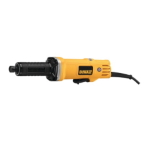 "DeWALT, 1-1"" DIE GRINDER, NO LOCK-ON"