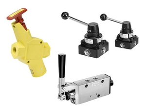 Manual/Mechanical Valves